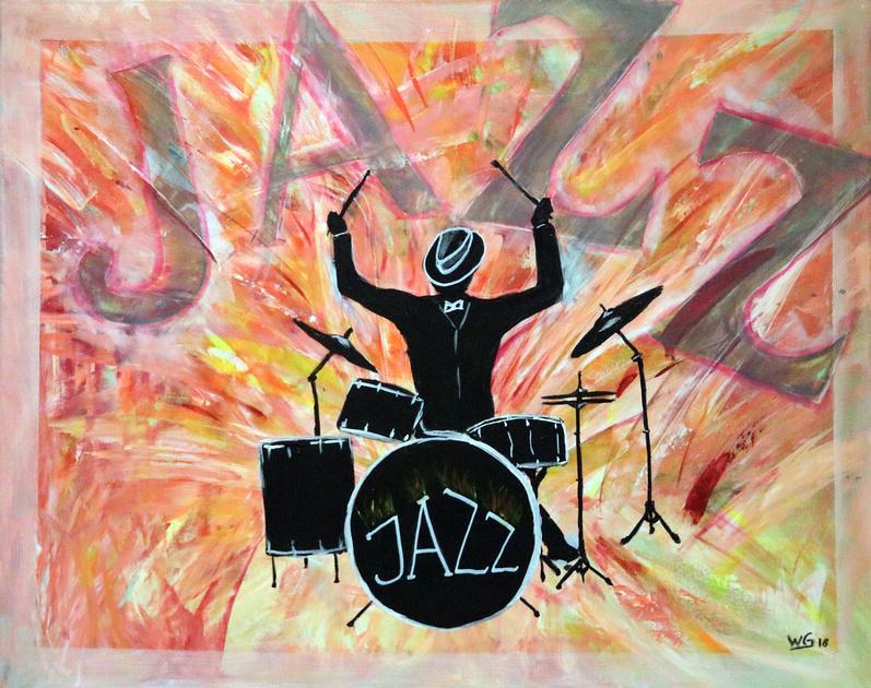 Jazz in Bildern und Noten