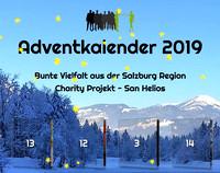 Spendenübergabe Adventkalender 2019